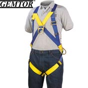 Gemtor 933H-4, Full-Body Harness - Hip D-Rings - XL -Quick Connect Buckles
