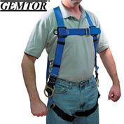 Gemtor VP102-4, Full-Body Harness - Hip D's - XL