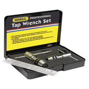 General Tools 165 Reversible Tap Wrench Set
