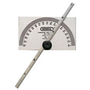 General Tools 19 Protractor And Depth Gage Package Count 6