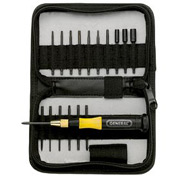 General Tools 63518 18pc Precision Ultratech Screwdriver Set - Pkg Qty 12
