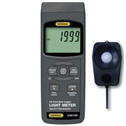 General Tools DLM112SD Light Meter w/ Data Logging SD Card, DLM112SD