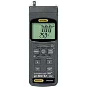 General Tools DPH230SD pH, ORP Meter w/ Data Logging SD Card, DPH230SD