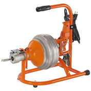 "General Wire HS-PV-F Hand Held Power Feed Machine w/ 25'x1/4"" Down Head Cable & Handy-Stand"