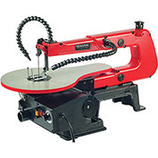 """General International BT8007 - 16"""" Variable Speed Scroll Saw w/ Multi-Directional LED Light"""