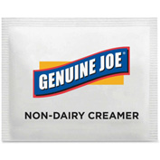 Genuine Joe Powdered Creamer, Non-Dairy, 2.3 Grams, 800/Carton