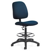 Global™ Goal - Drafting Chair - Ocean (Blue)