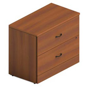 Global™ Lateral File Cabinet - Avant Honey - Adaptabilities Series