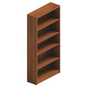 "Global™ Bookcase, 5 Shelves - 72""H - Avant Honey - Adaptabilities Series"