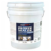 Start Right Interior/Exterior Stain Blocking Primer/Sealer, 5-Gallon - 133432