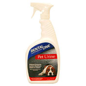 Rental One Pet Urine Remover, 32 oz. Trigger 1/Case - 191362