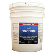 Maintenance One Non-Buff Floor Finish, 5 Gallon Pail, 1/Case - 512605