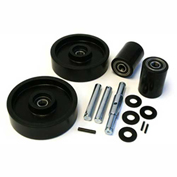 GPS Complete Wheel Kit for Manual Pallet Jack GWK-4YX96-CK - Fits Dayton Model # 4YX97