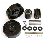 GPS Complete Wheel Kit for Manual Pallet Jack GWK-BF-CK - Fits Mighty Lift Model # ML55