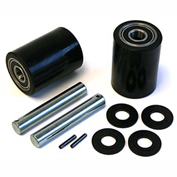 GPS Load Wheel Kit for Manual Pallet Jack GWK-CGH23/25-LW- Fits Clark Model # CGH23/26