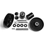 GPS Complete Wheel Kit for Manual Pallet Jack GWK-L55-CK - Fits Lift-Rite (Big Joe) Model # L-55