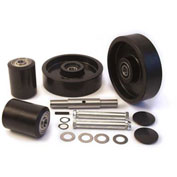 GPS Complete Wheel Kit for Manual Pallet Jack GWK-LCR-CK - Fits Lift Rite Model # Titan Series