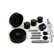 GPS Complete Wheel Kit for Manual Pallet Jack GWK-LM25-CK - Fits American Lifts Little Mule Model