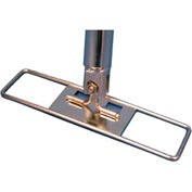 "Stainless Steel 7"" Head Frame For Wall Wash Handles - For Cleanroom"