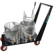 Industrial Mopping System