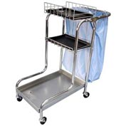 Side-Kick® Janitor Cart