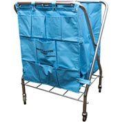 Geerpres® Nylon Caddy for The Collector Refuse & Soiled Linen Cart - 9314