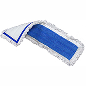 Geerpres® Quick-Mate™ Microfiber Wall Wash Replacement Mop 9503MF18-1, 18""