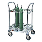 Ready Rack® EMS Oxygen Cart OC-12