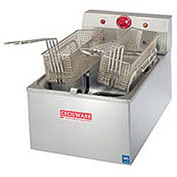 Countertop Medium Duty Electric Fryer-20 lb. Capacity