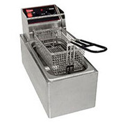 Cecilware Countertop Electric Fryer, 6 lb. Capacity - EL6