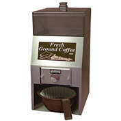 Al-Len Ground Coffee Dispenser, Model A