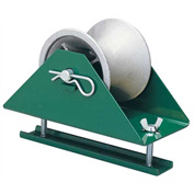 "Greenlee 658 12"" Tray-Type Sheave"