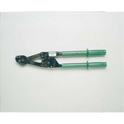 Greenlee 758 Heavy-Duty Ratchet Guy Wire Cutter