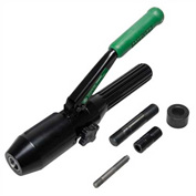 Greenlee 7804-E Quick Draw Hydraulic Punch Driver And Kit, Metric