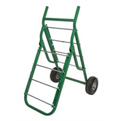 Greenlee 9510 Eluxe A-Frame Wire Cart