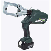 Greenlee ECCXL11 Gator-Plus Battery-Powered L Series 6-Ton Ccxl Tool With 120V Charger