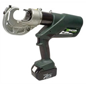 Greenlee EK1230L11 Flip-Top Head Dieless Quad-Point L Series Battery-Powered Crimping Tool