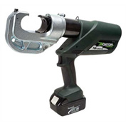 Greenlee EK1240L11 Gator Battery-Powered 12-Ton L Series Crimping Tool With 120V Charger