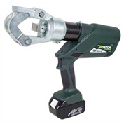 Greenlee EK12IDL11 Gator Battery-Powered 12-Ton Dieless L Series Crimping Tool
