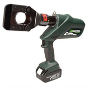 Greenlee ESG45L12 Gator Battery-Powered Acsr Cable Cutter With 12V Charger