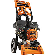 GENERAC® 6597 Residential Gas Pressure Washer CA Compliant - 2800 PSI, 2.5 GPM