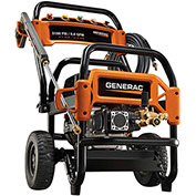 GENERAC® 6607 Commercial Gas Pressure Washer CA Complaint - 3100 PSI, 2.8 GPM