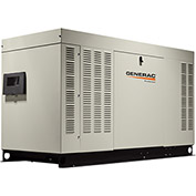 Generac RG03624ANAX, 36kW, Single Phase, Liquid Cooled Generator, NG/LP, Aluminum Enclosure