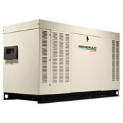 Generac RG04524ANSC, 45kW, Single Phase, Liquid Cooled Generator, NG/LP, Steel Enclosure, Catalyst