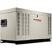 Generac RG04854ANAX, 48kW, Single Phase, Liquid Cooled Quietsource Generator, NG/LP, Alum. Enclosure