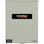 Generac RTSW400A3, 120/240 NEMA 3R 400-Amps Smart Switch (Service Rated)