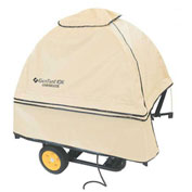 GenTent GT10KC00TB, 10k Strombracer Safety Canopy for Portable Generators, Tan, Made in USA