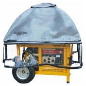 GenTent GT20KB4UGB,20k Stormbracer Safety Canopy for Gen. 10kW&Up,Sq.&Round Frame,Grey,Made in USA