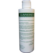 Gumwand Cleaning Solution Concentrate, 8 oz. Bottle 20/Case - GW2