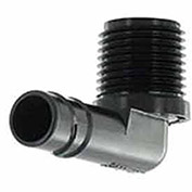 """Hunter HSBE050 1/2"""" Swing Pipe Spiral Barb Joint"""